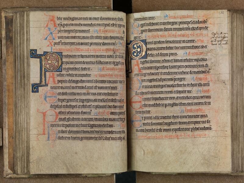 SAINT-OMER, Bibliothèque municipale, 0093, f. 051v - 052