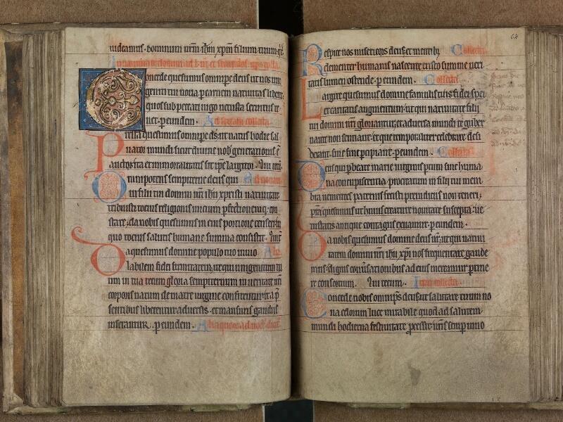 SAINT-OMER, Bibliothèque municipale, 0093, f. 063v - 064