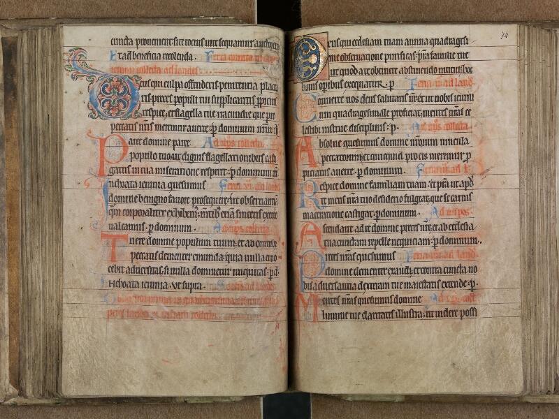 SAINT-OMER, Bibliothèque municipale, 0093, f. 073v - 074