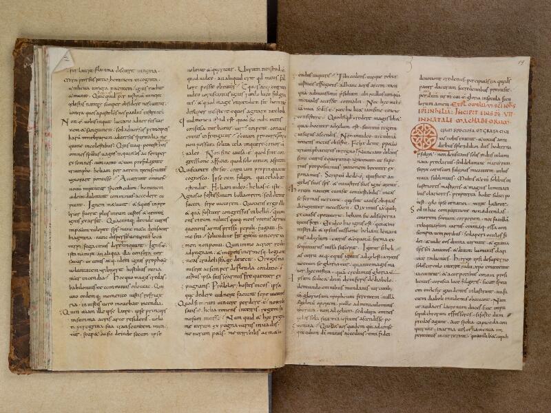 SAINT-OMER, Bibliothèque municipale, 0097, f. 018v - 019
