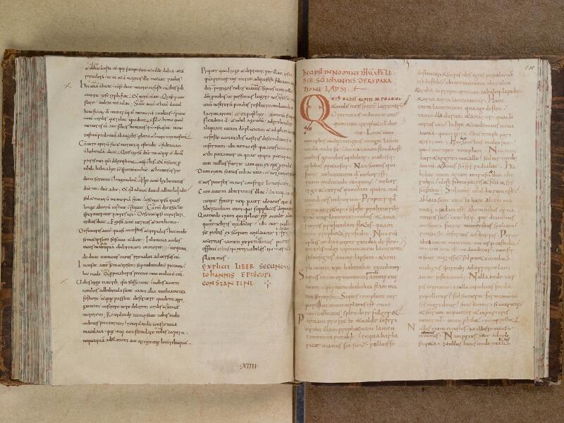 SAINT-OMER, Bibliothèque municipale, 0097, f. 109v - 110