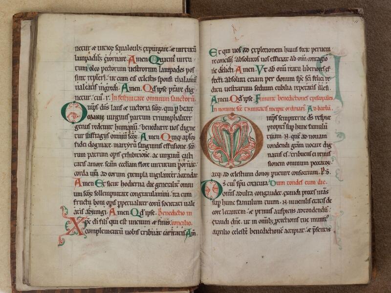 SAINT-OMER, Bibliothèque municipale, 0098, f. 010v - 011