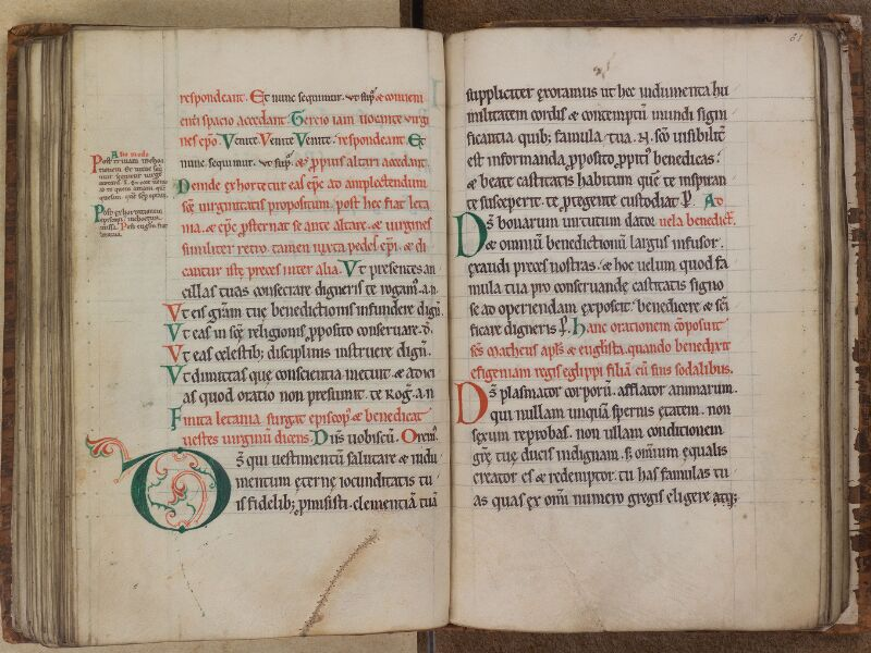 SAINT-OMER, Bibliothèque municipale, 0098, f. 060v - 061