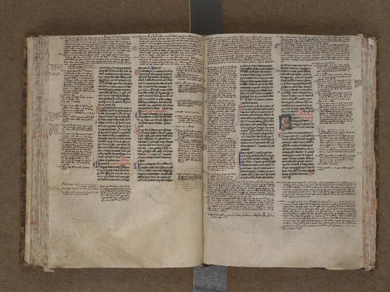 SAINT-OMER, Bibliothèque municipale, 0107, f. 090v - 091