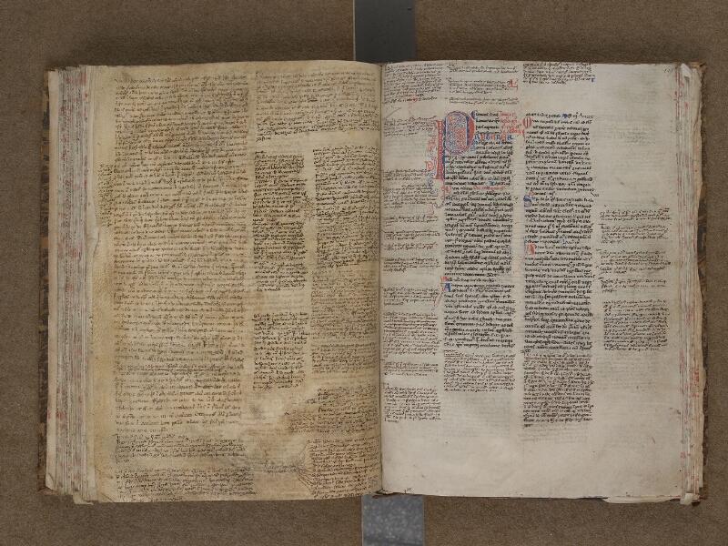 SAINT-OMER, Bibliothèque municipale, 0107, f. 118v - 119