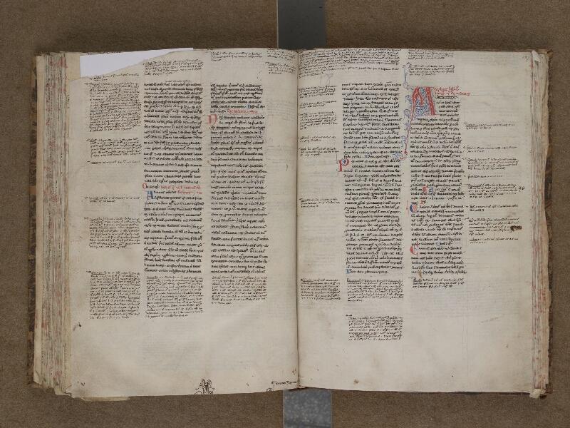 SAINT-OMER, Bibliothèque municipale, 0107, f. 126v - 127