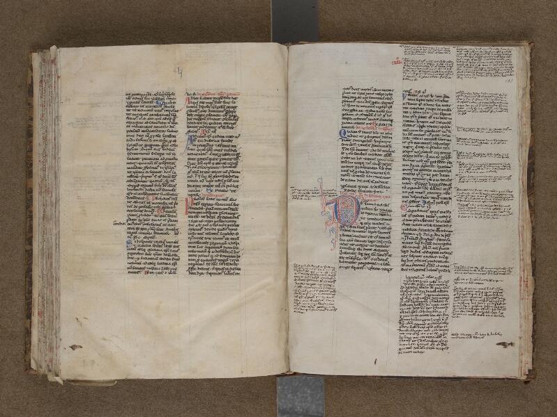SAINT-OMER, Bibliothèque municipale, 0107, f. 154v - 155