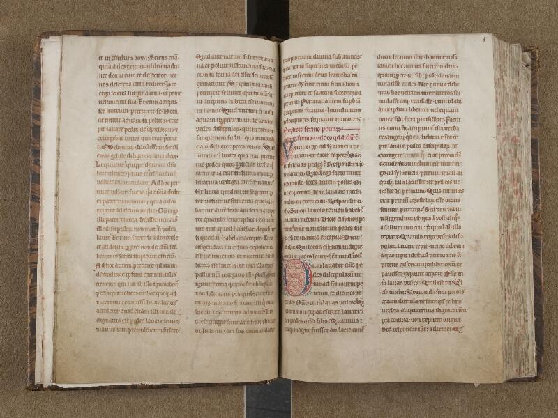 SAINT-OMER, Bibliothèque municipale, 0116, f. 004v - 005