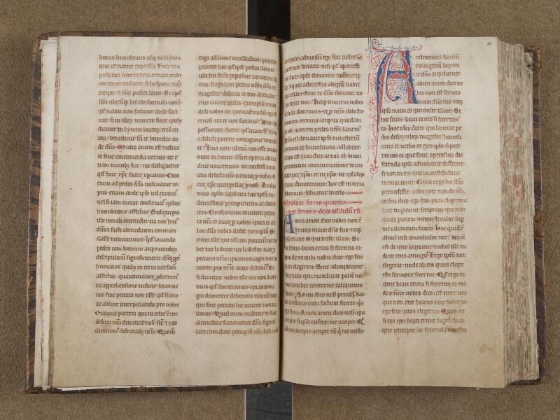 SAINT-OMER, Bibliothèque municipale, 0116, f. 009v - 010