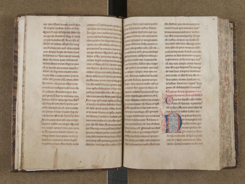 SAINT-OMER, Bibliothèque municipale, 0116, f. 010v - 011