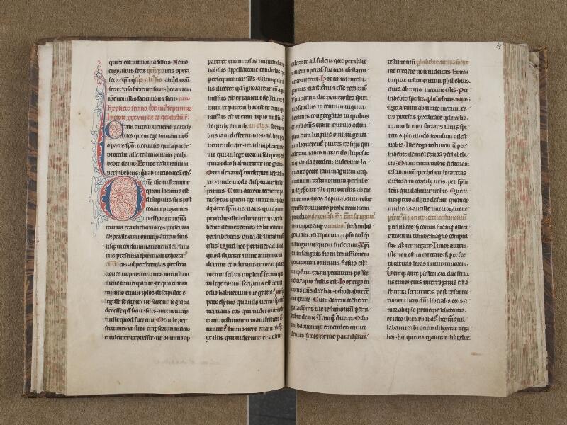 SAINT-OMER, Bibliothèque municipale, 0116, f. 056v - 057