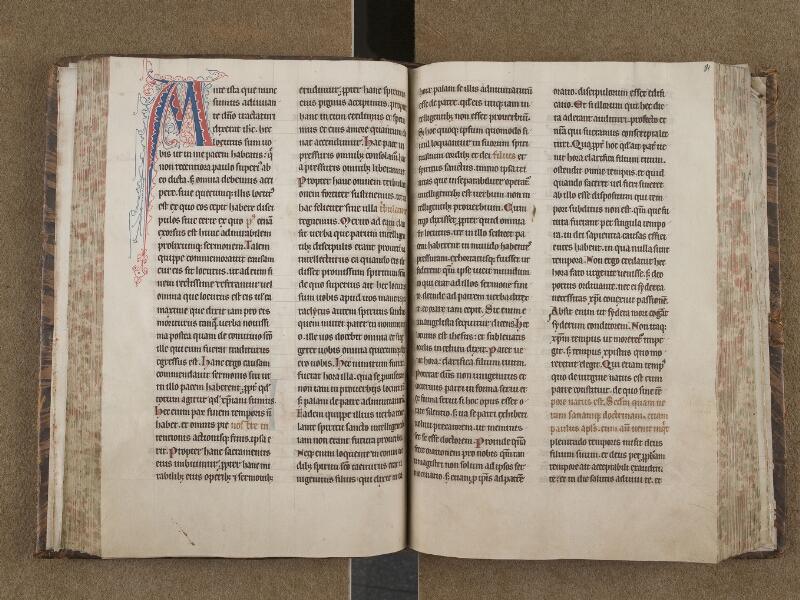 SAINT-OMER, Bibliothèque municipale, 0116, f. 080v - 081