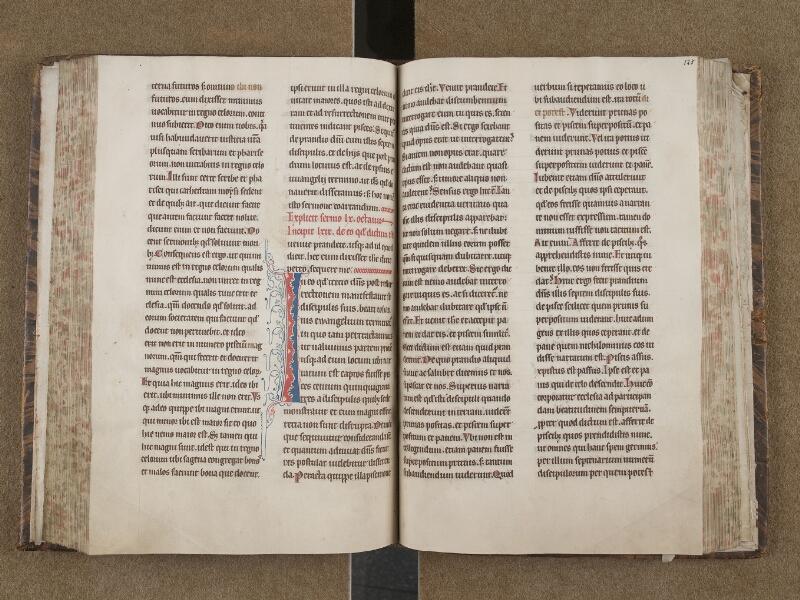 SAINT-OMER, Bibliothèque municipale, 0116, f. 124v - 125