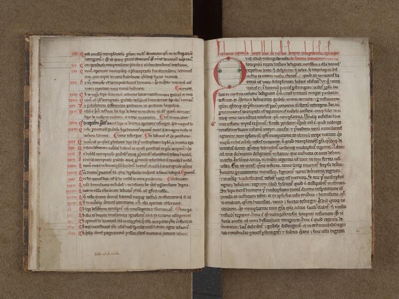 SAINT-OMER, Bibliothèque municipale, 0118, f. 002v - 003