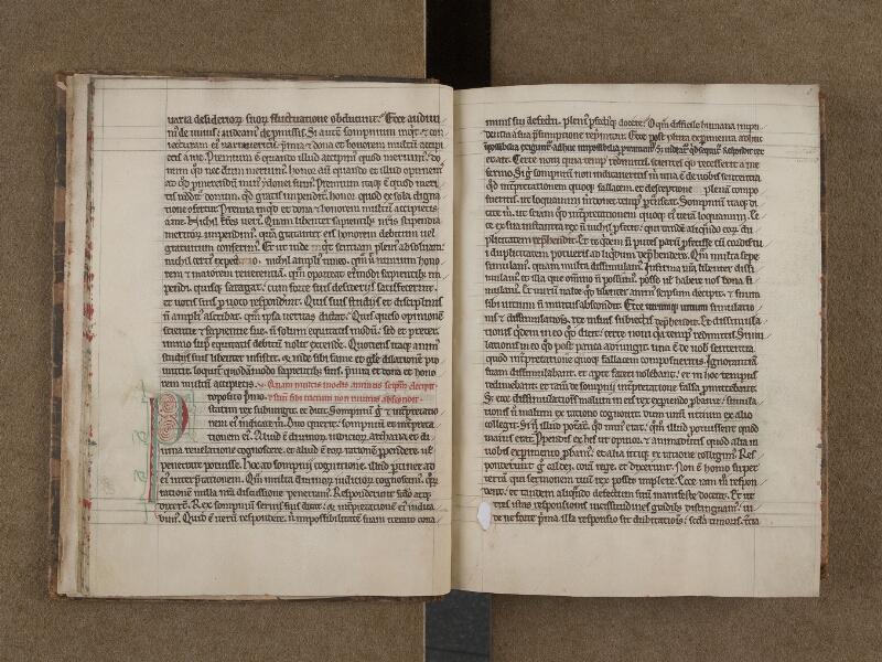 SAINT-OMER, Bibliothèque municipale, 0118, f. 007v - 008