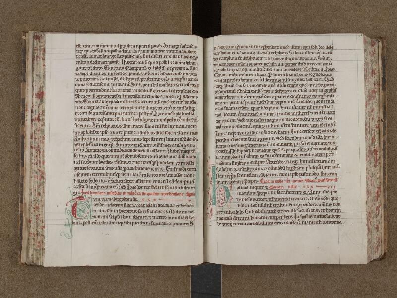 SAINT-OMER, Bibliothèque municipale, 0118, f. 042v - 043