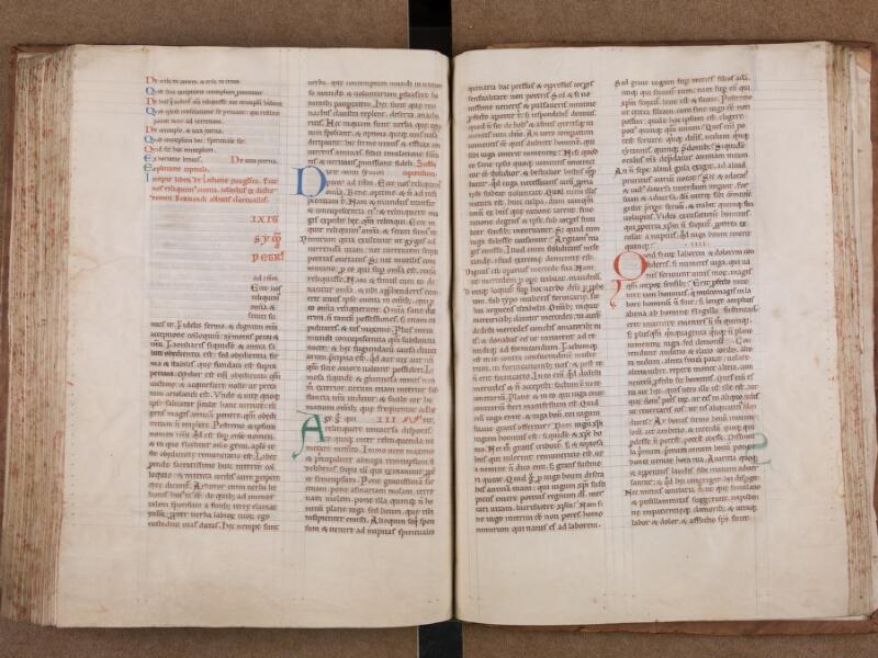 SAINT-OMER, Bibliothèque municipale, 0139, f. 131v - 132