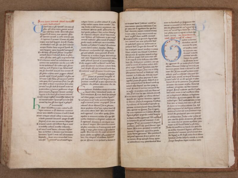 SAINT-OMER, Bibliothèque municipale, 0139, f. 165v - 166