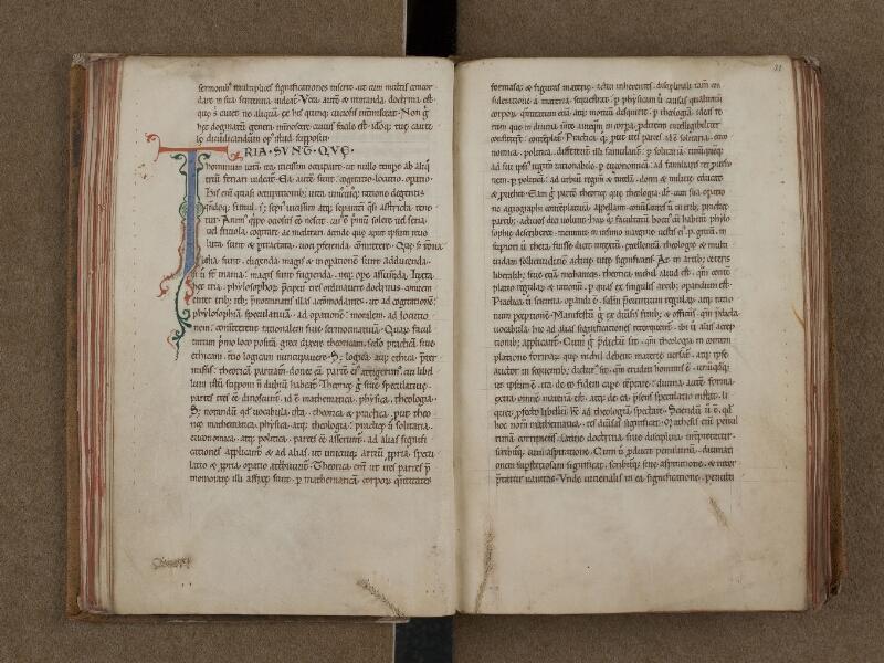 SAINT-OMER, Bibliothèque municipale, 0142, f. 032v - 033