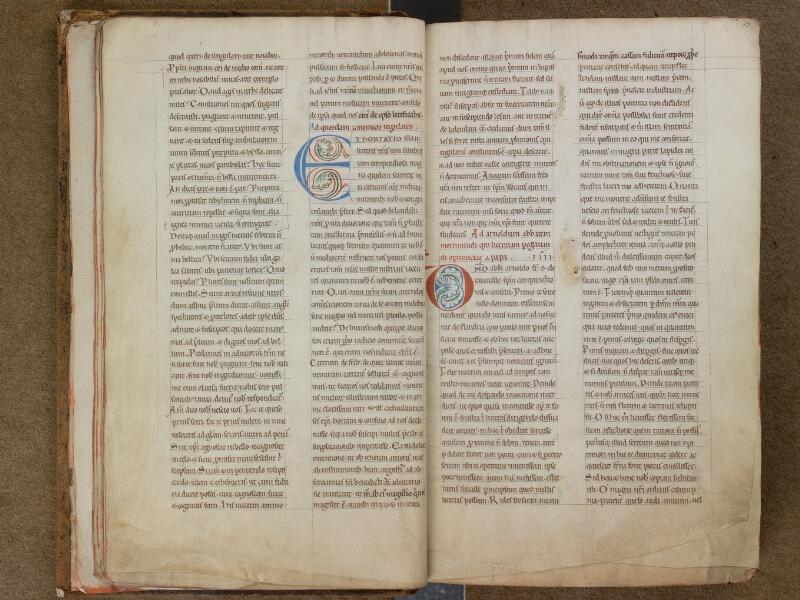 SAINT-OMER, Bibliothèque municipale, 0146, f. 012v - 013