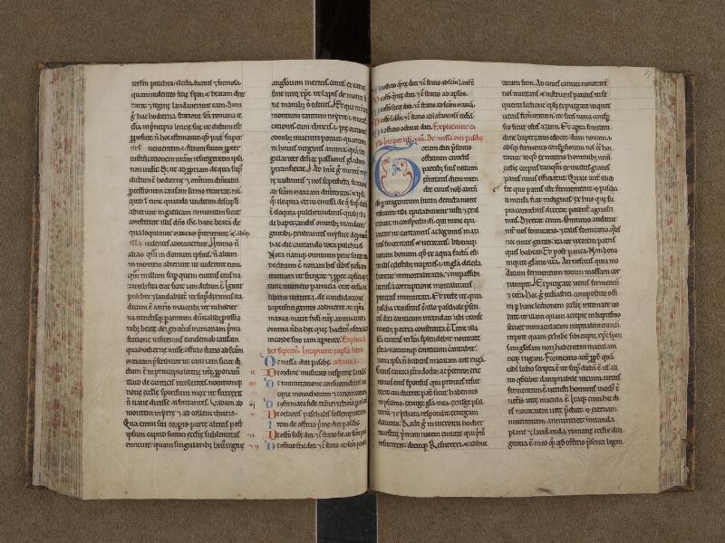 SAINT-OMER, Bibliothèque municipale, 0148, f. 086v - 087