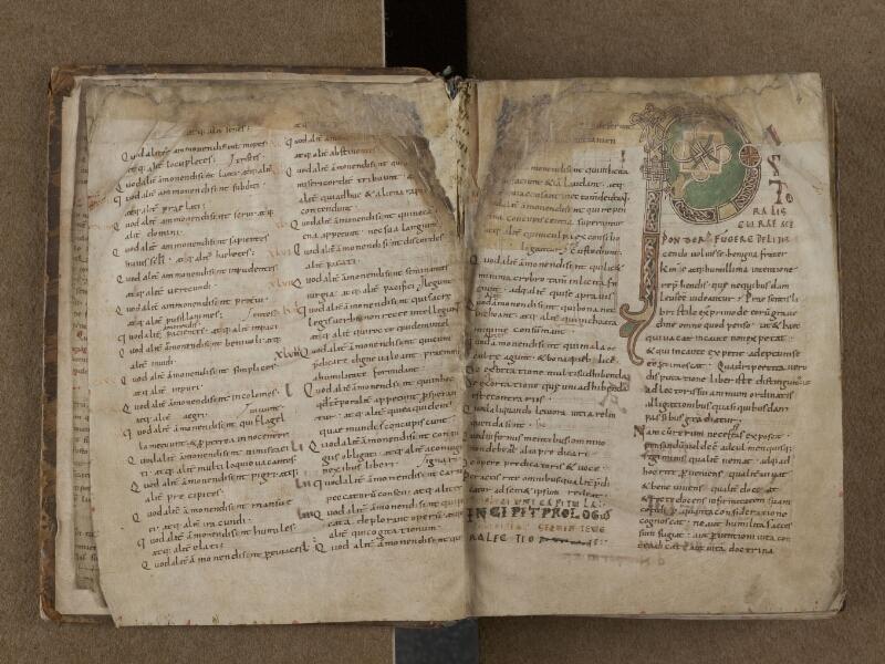 SAINT-OMER, Bibliothèque municipale, 0150, f. 003v - 004r