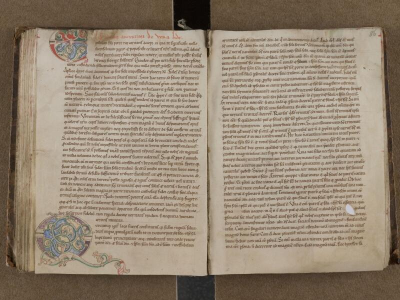 SAINT-OMER, Bibliothèque municipale, 0150, f. 085v - 086r
