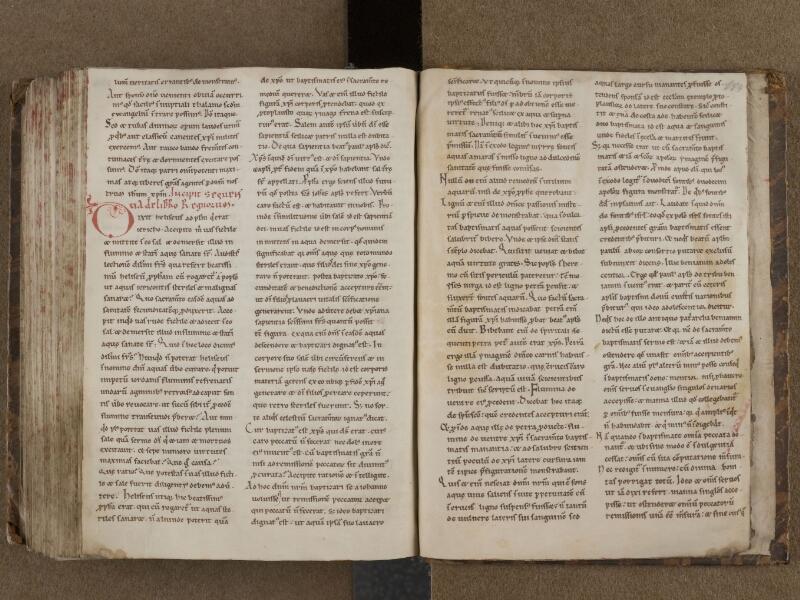 SAINT-OMER, Bibliothèque municipale, 0150, f. 183v - 184r