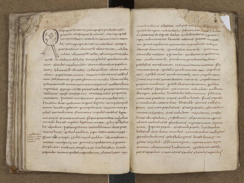 SAINT-OMER, Bibliothèque municipale, 0153, f. 035v - 036