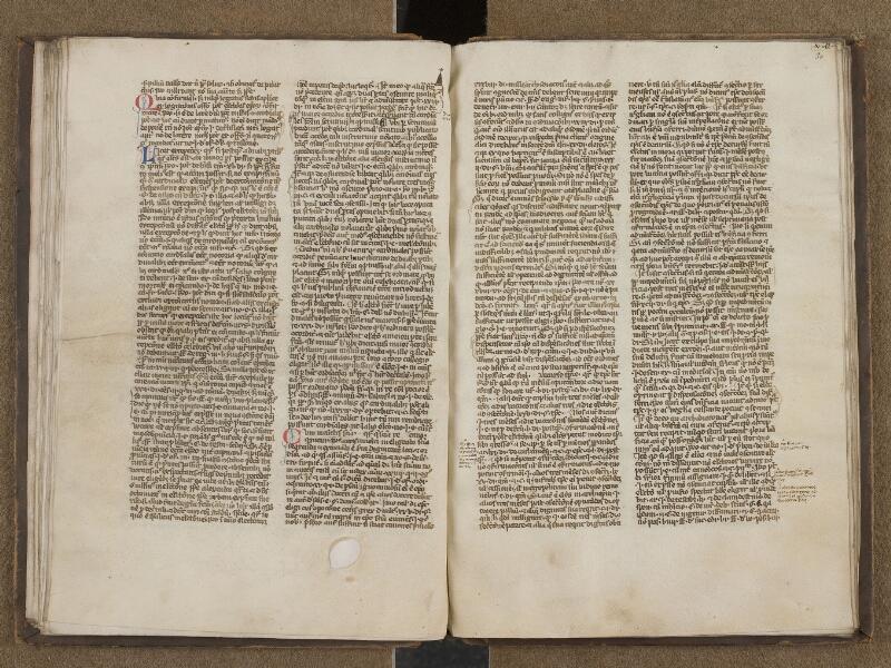 SAINT-OMER, Bibliothèque municipale, 0160, f. 029v - 030