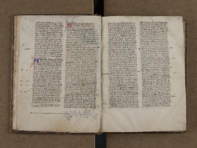 SAINT-OMER, Bibliothèque municipale, 0165, f. 001v - 002