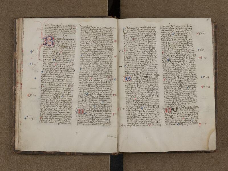 SAINT-OMER, Bibliothèque municipale, 0165, f. 008v - 009