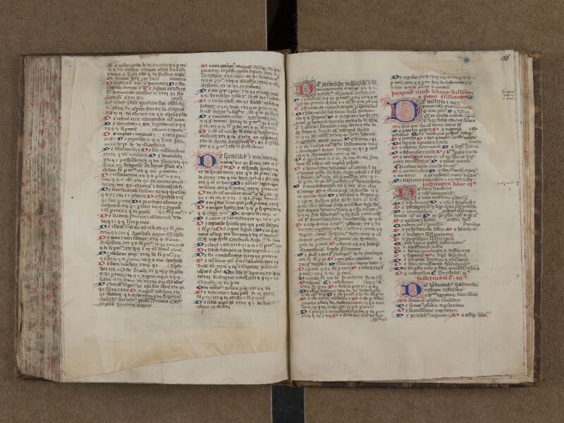 SAINT-OMER, Bibliothèque municipale, 0165, f. 154v - 155