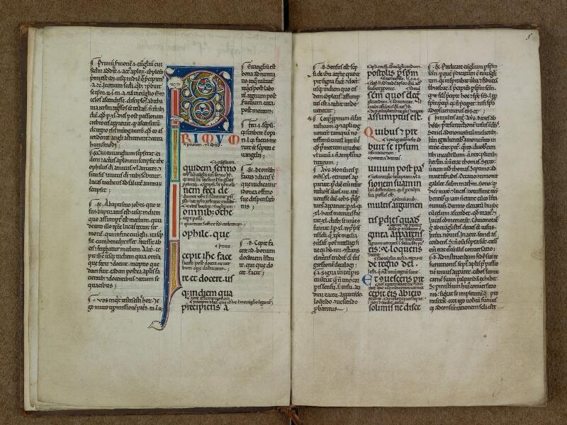 SAINT-OMER, Bibliothèque municipale, 0172, f. 004v - 005