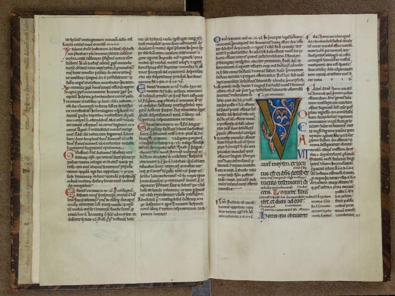 SAINT-OMER, Bibliothèque municipale, 0173, f. 001v - 002