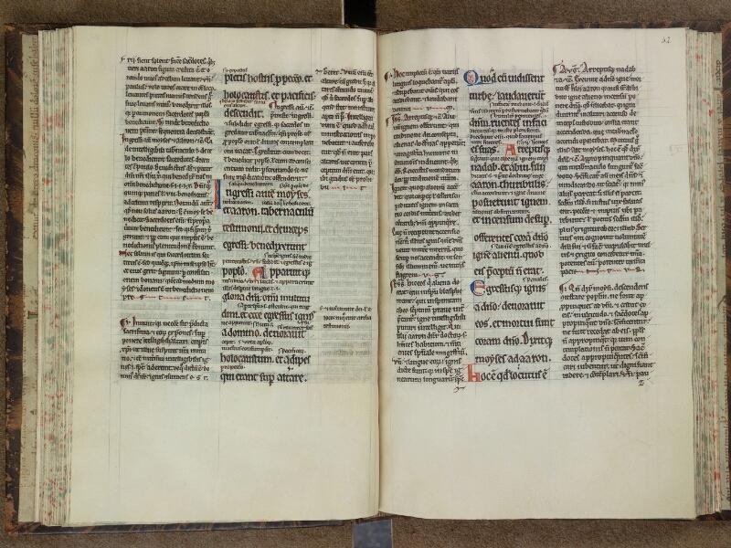 SAINT-OMER, Bibliothèque municipale, 0173, f. 041v - 042