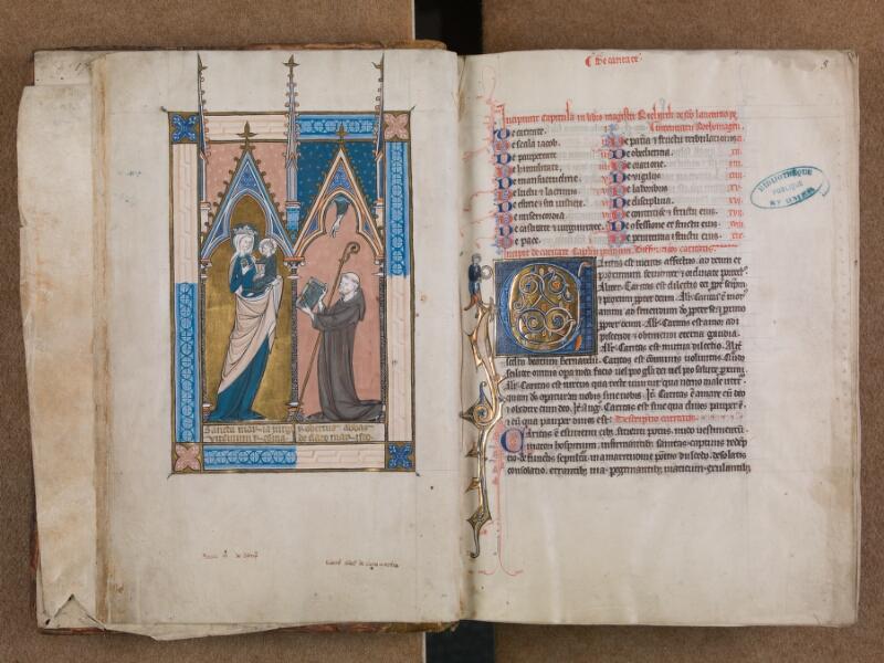 SAINT-OMER, Bibliothèque municipale, 0174, f. 002v - 003