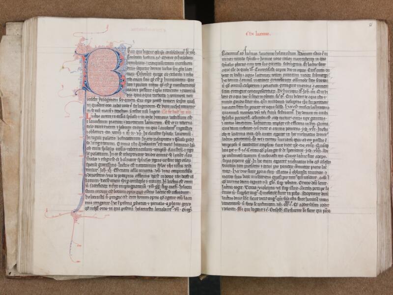 SAINT-OMER, Bibliothèque municipale, 0174, f. 055v - 056