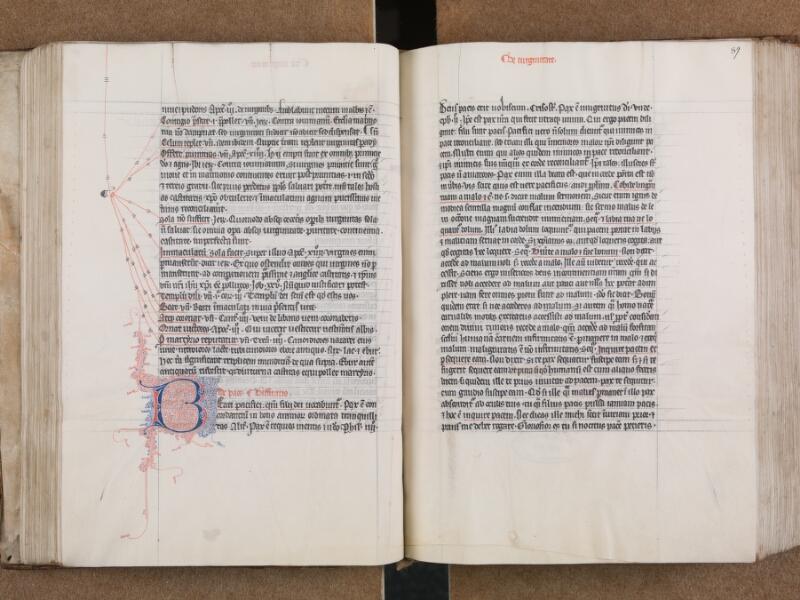 SAINT-OMER, Bibliothèque municipale, 0174, f. 088v - 089