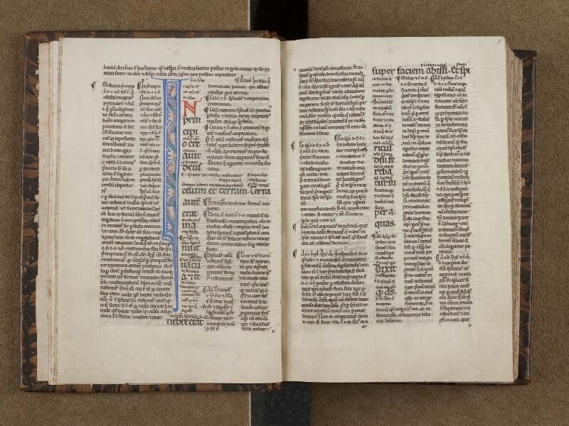 SAINT-OMER, Bibliothèque municipale, 0177, f. 004v - 005
