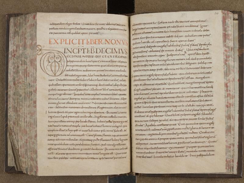 SAINT-OMER, Bibliothèque municipale, 0179, f. 210v - 211
