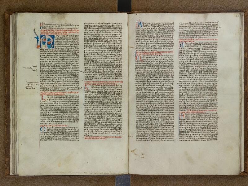 SAINT-OMER, Bibliothèque municipale, 0180, f. 033v - 034