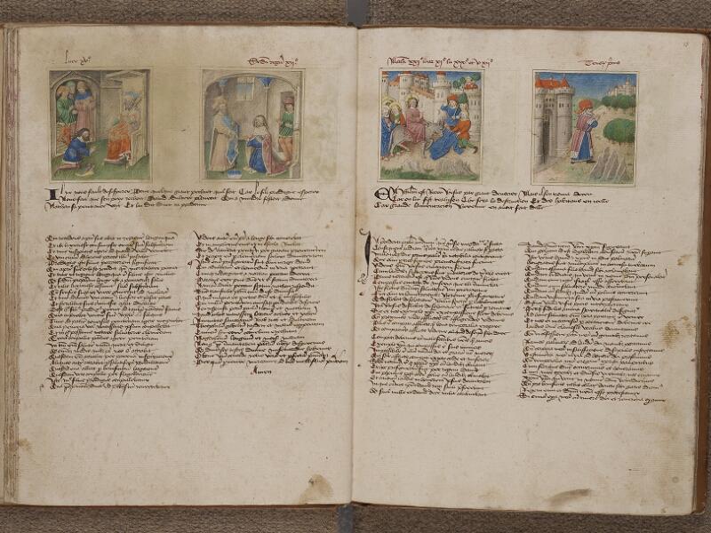 SAINT-OMER, Bibliothèque municipale, 0183, f. 014v - 015r