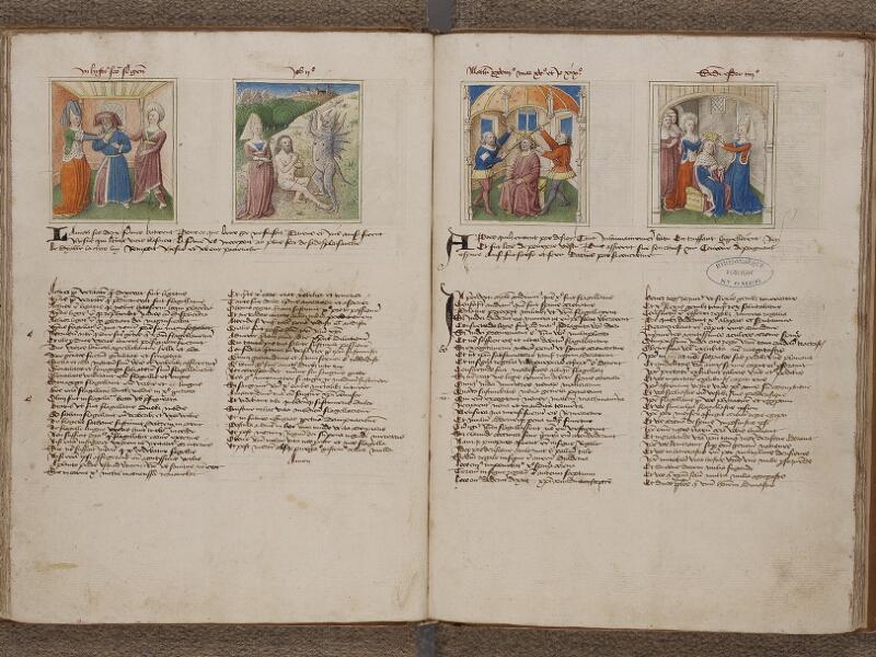 SAINT-OMER, Bibliothèque municipale, 0183, f. 020v - 021r