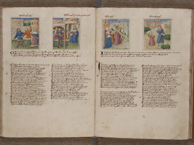 SAINT-OMER, Bibliothèque municipale, 0183, f. 021v - 022r