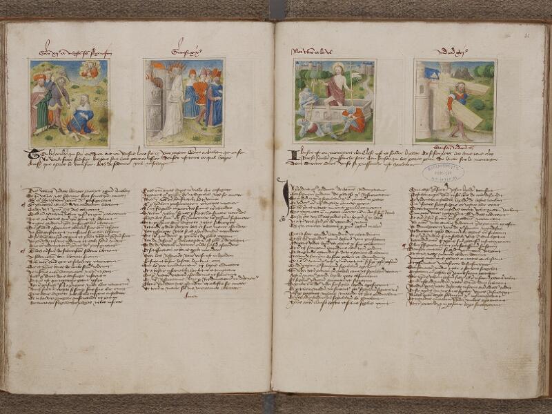 SAINT-OMER, Bibliothèque municipale, 0183, f. 031v - 032r