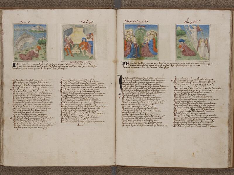 SAINT-OMER, Bibliothèque municipale, 0183, f. 032v - 033r