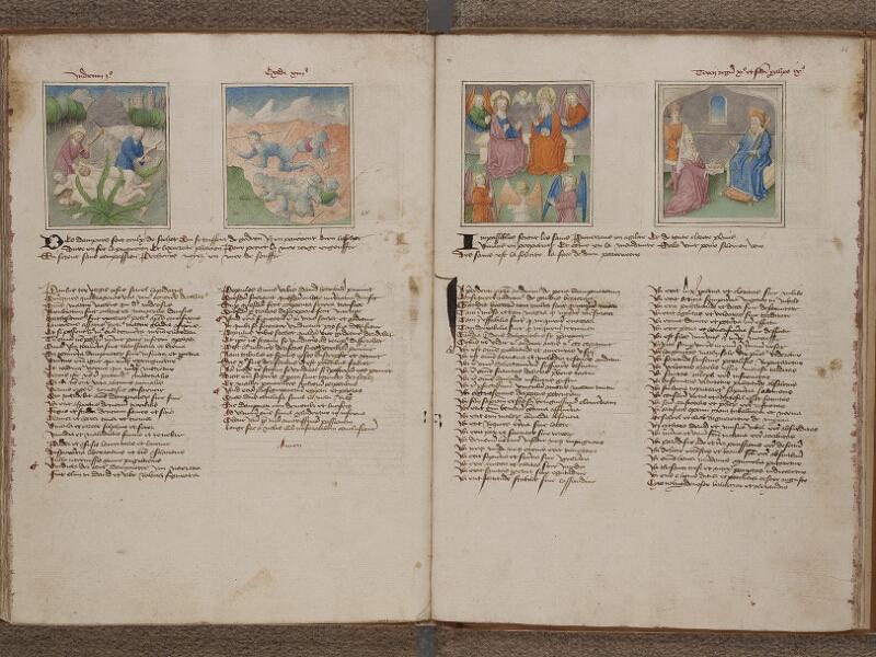SAINT-OMER, Bibliothèque municipale, 0183, f. 041v - 042r