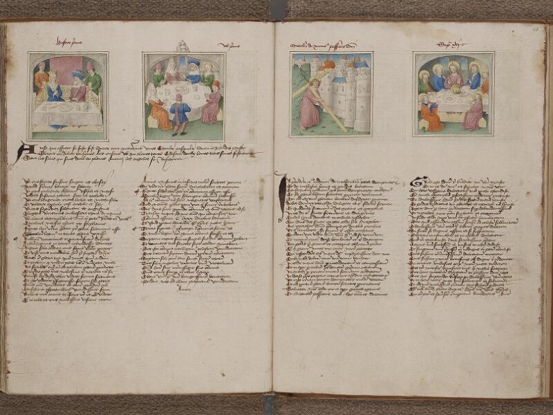 SAINT-OMER, Bibliothèque municipale, 0183, f. 042v - 043r