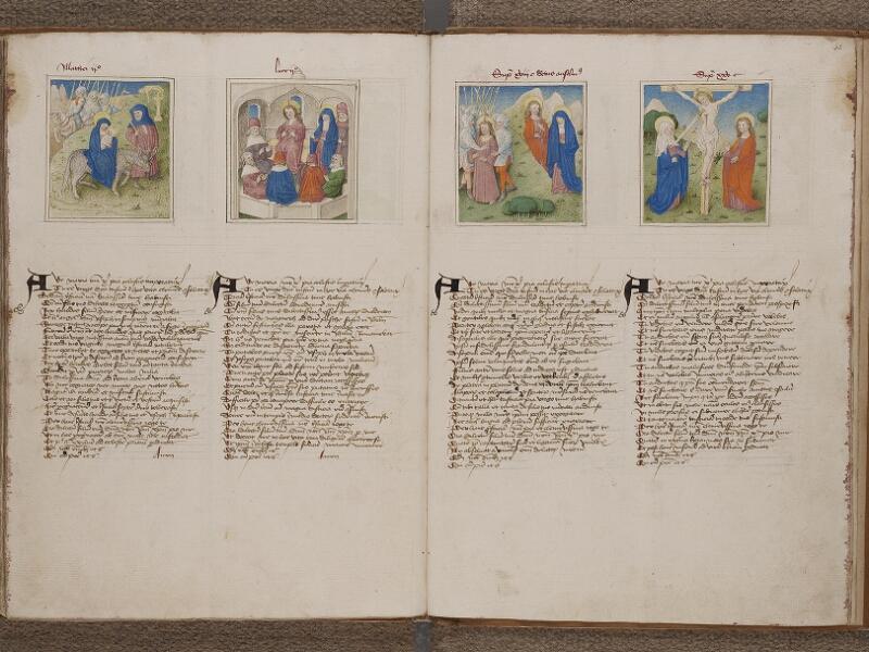 SAINT-OMER, Bibliothèque municipale, 0183, f. 045v - 046r